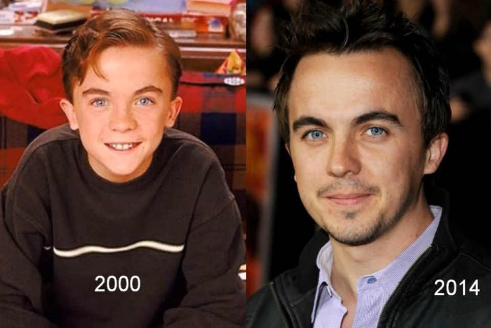 Malcolm In The Middle Francis 2014